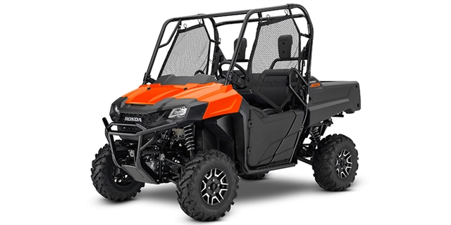 2019 Honda Pioneer 700 Deluxe at Nishna Valley Cycle, Atlantic, IA 50022