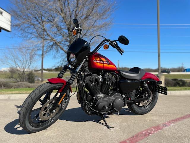 2021 Harley-Davidson Street XL 1200NS Iron 1200 at Harley-Davidson of Waco
