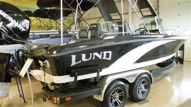 2019 Lund 219 PRO V GL at Pharo Marine, Waunakee, WI 53597
