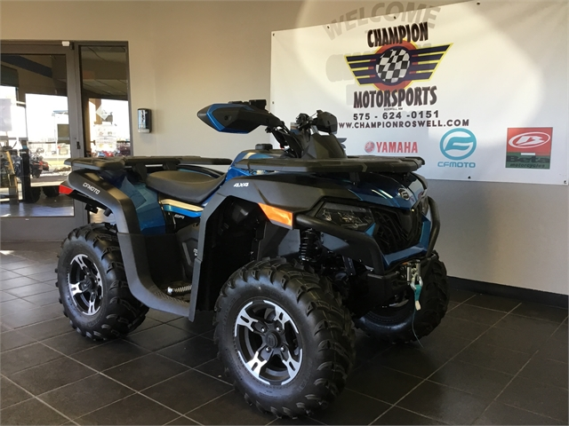 2021 CFMOTO CFORCE 600 at Champion Motorsports