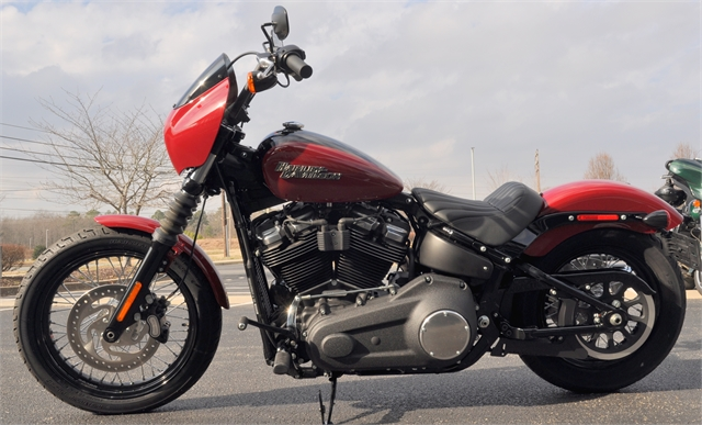 2020 Harley-Davidson Softail Street Bob at All American Harley-Davidson, Hughesville, MD 20637