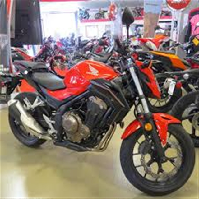 2017 Honda CB500F Base at Kent Motorsports, New Braunfels, TX 78130