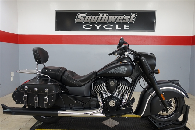 2016 Indian Chief Dark Horse at Southwest Cycle, Cape Coral, FL 33909