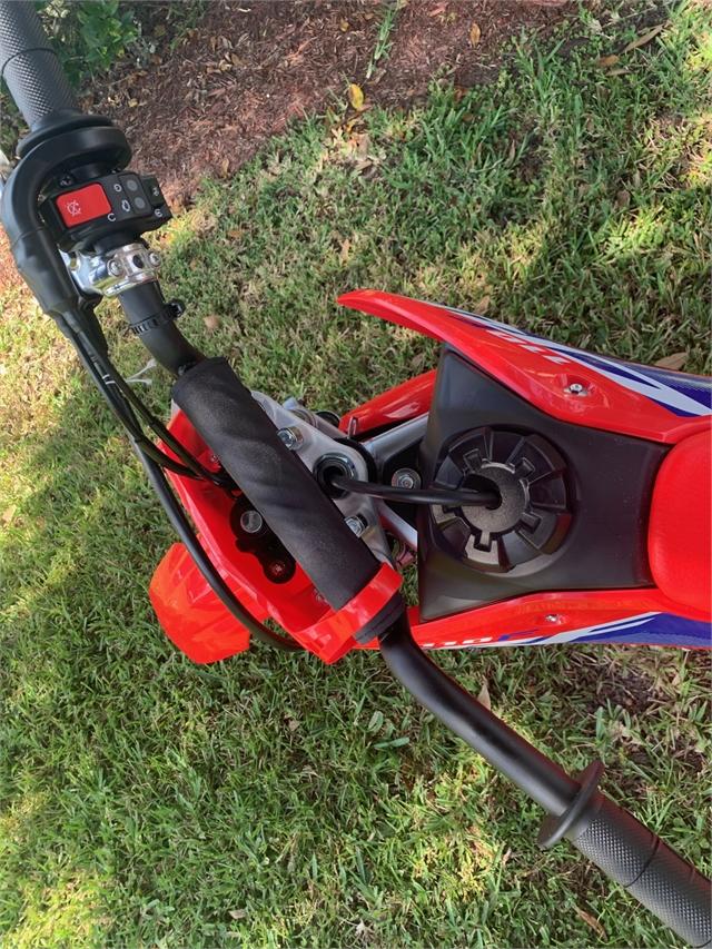 2022 Honda CRF 110F at Powersports St. Augustine