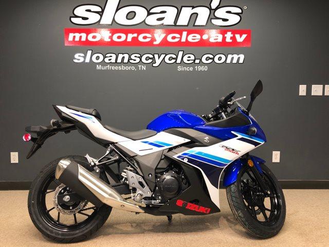 2019 Suzuki GSX250R GSX250RZL9 at Sloans Motorcycle ATV, Murfreesboro, TN, 37129