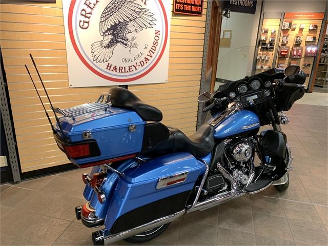 2011 Harley-Davidson Electra Glide Ultra Limited at Great River Harley-Davidson