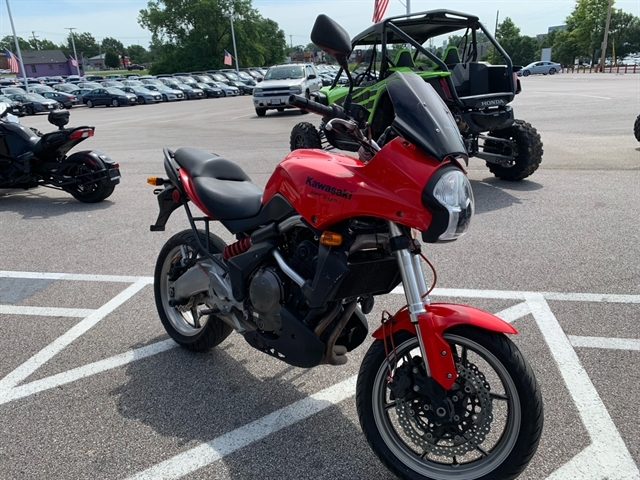 2008 Kawasaki Versys Base at Mungenast Motorsports, St. Louis, MO 63123