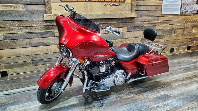 2012 Harley-Davidson Street Glide Base at Bull Falls Harley-Davidson