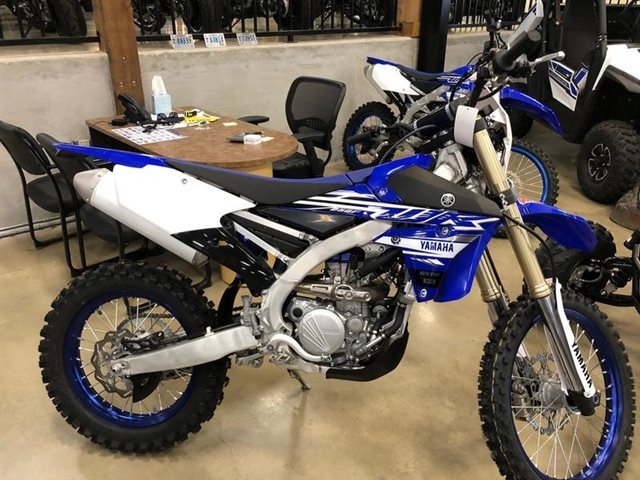 2019 Yamaha WR 250F at Got Gear Motorsports