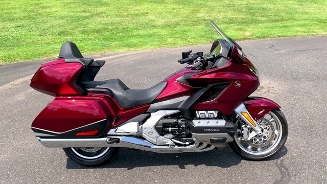2020 Honda Gold Wing Tour Automatic DCT at Wild West Motoplex
