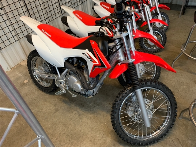 2018 Honda CRF 125F at Ride Center USA