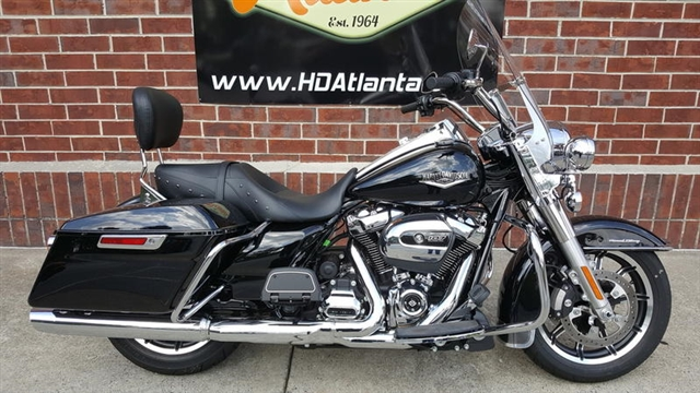 2018 Harley-Davidson Road King Base at Harley-Davidson® of Atlanta, Lithia Springs, GA 30122