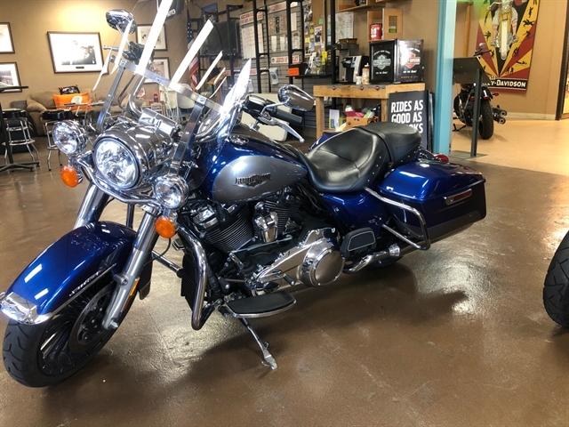 2017 Harley-Davidson Road King Base at Palm Springs Harley-Davidson®