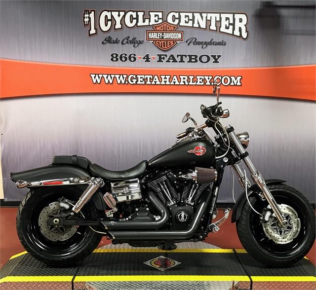 2009 Harley-Davidson Dyna Glide Fat Bob at #1 Cycle Center Harley-Davidson