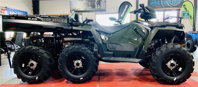 2021 Polaris Sportsman 6x6 570 at Prairie Motor Sports