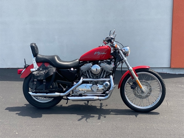 2002 Harley-Davidson XLH 883 Custom at Thunder Harley-Davidson