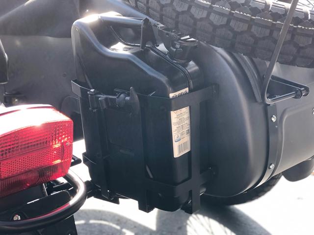 2020 URAL Gear-Up 750 at Lynnwood Motoplex, Lynnwood, WA 98037