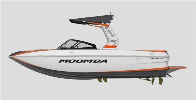 2019 Moomba Mondo Base at Fort Fremont Marine Redesign