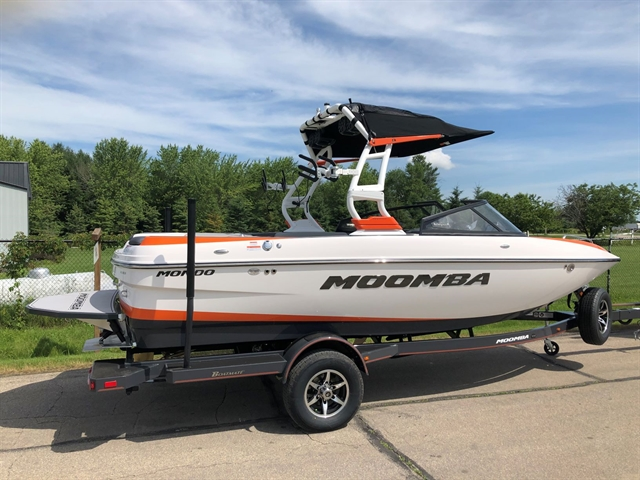 2019 Moomba Mondo Base at Fort Fremont Marine Redesign