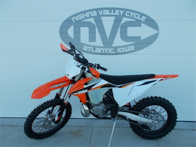 2021 KTM XC 250 TPI at Nishna Valley Cycle, Atlantic, IA 50022