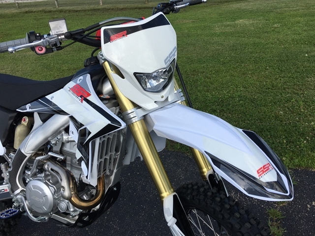 2019 SSR MOTORSPORTS SR450S at Randy's Cycle, Marengo, IL 60152