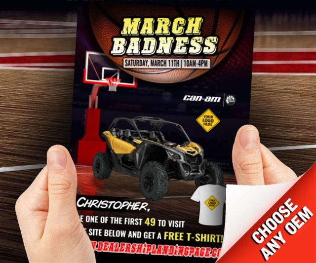 March Badness Powersports at PSM Marketing - Peachtree City, GA 30269