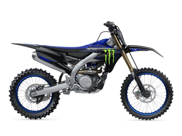 2022 Yamaha YZ450F Monster Energy Yamaha Racing Edition at Friendly Powersports Baton Rouge