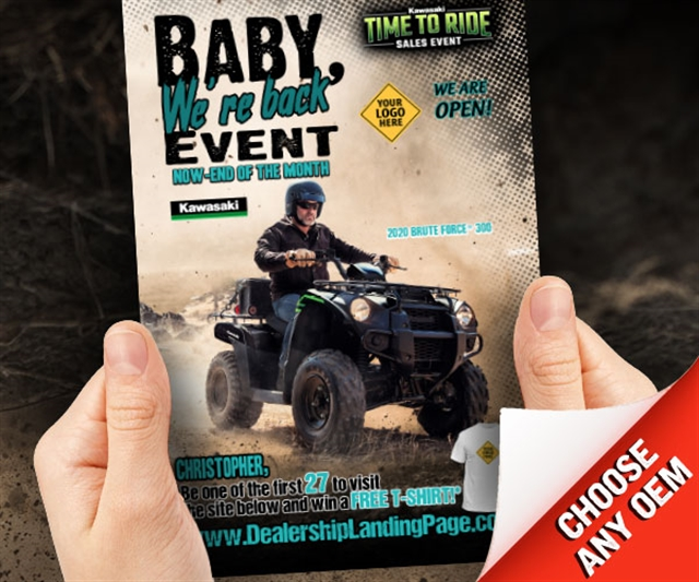 Baby We're Back Powersports at PSM Marketing - Peachtree City, GA 30269