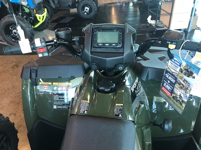 2019 Polaris Sportsman 450 HO Base at Kent Powersports of Austin, Kyle, TX 78640