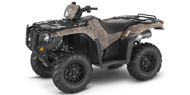 2021 Honda FourTrax Foreman Rubicon 4x4 Automatic DCT EPS Deluxe at G&C Honda of Shreveport