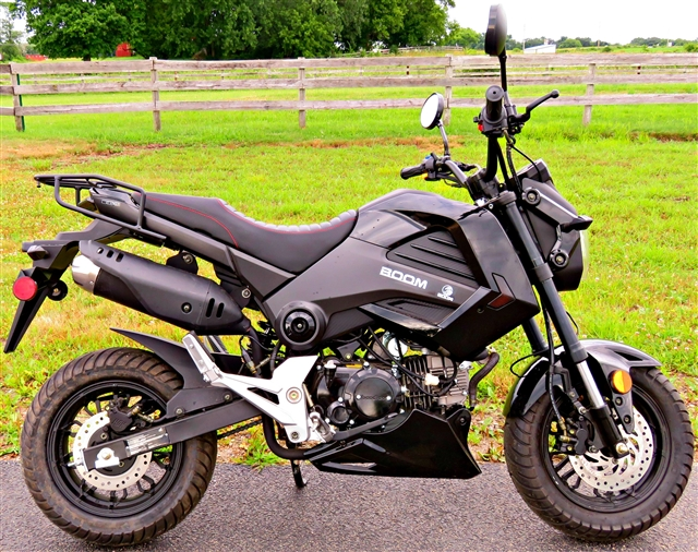 2017 OTHER CAZADOR BOOM 125cc at Randy's Cycle, Marengo, IL 60152
