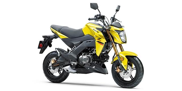 2022 Kawasaki Z125 PRO Base at Friendly Powersports Slidell