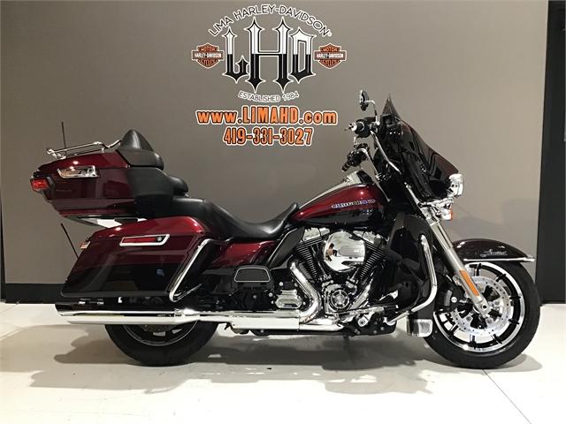 2015 Harley-Davidson Electra Glide Ultra Limited at Lima Harley-Davidson