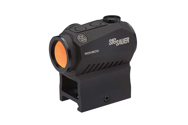 2019 Sig Sauer Optics ROMEO5 Compact Red Dot Sight at Harsh Outdoors, Eaton, CO 80615