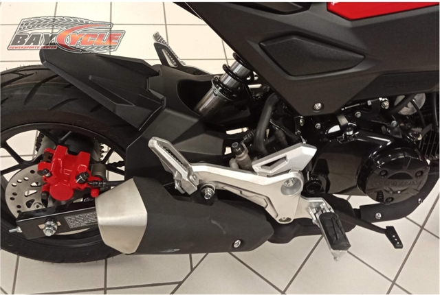 2019 Honda GROM125 Base at Bay Cycle Sales