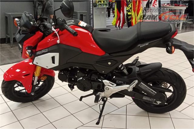 2019 Honda GROM125 Base at Bay Cycle Sales