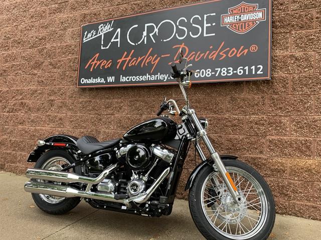 2020 Harley-Davidson Softail Standard at La Crosse Area Harley-Davidson, Onalaska, WI 54650
