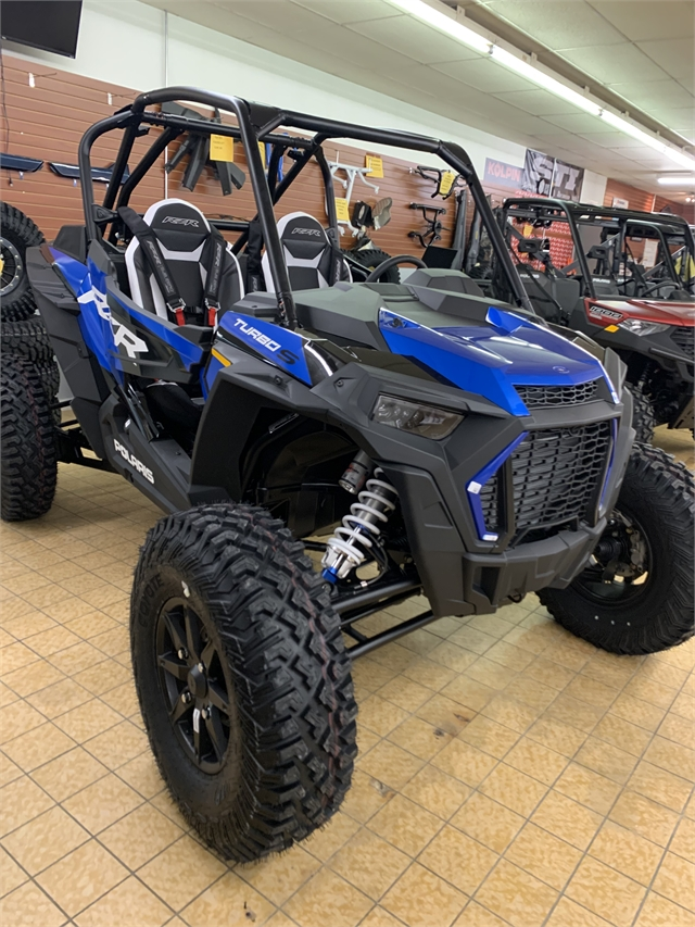 2021 Polaris RZR Turbo S Velocity at Southern Illinois Motorsports
