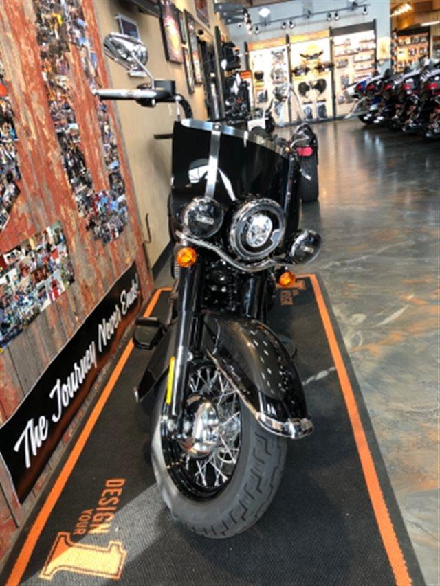 2019 Harley-Davidson Softail Heritage Classic 114 at Vandervest Harley-Davidson, Green Bay, WI 54303