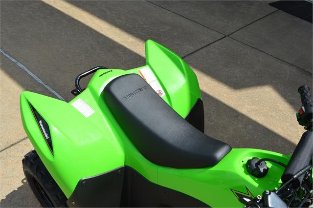 2022 Kawasaki KFX 90 at Shawnee Honda Polaris Kawasaki