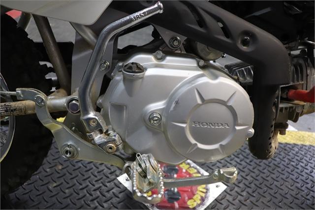 2021 Honda CRF 110F at Used Bikes Direct