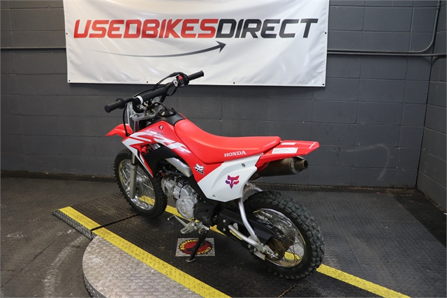 2021 Honda CRF 110F at Used Bikes Direct