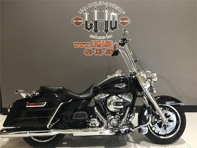 2016 Harley-Davidson Road King Base at Lima Harley-Davidson