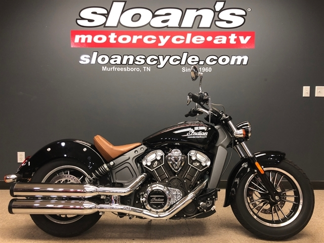 2018 Indian Scout® Base at Sloans Motorcycle ATV, Murfreesboro, TN, 37129