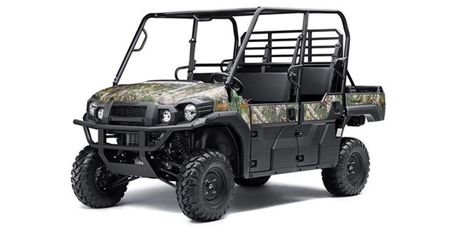 2018 Kawasaki Mule PRO-FXT EPS Camo at Seminole PowerSports North, Eustis, FL 32726