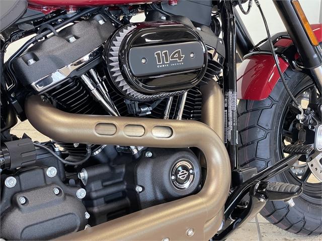 2021 Harley-Davidson Cruiser Fat Bob 114 at Destination Harley-Davidson®, Tacoma, WA 98424