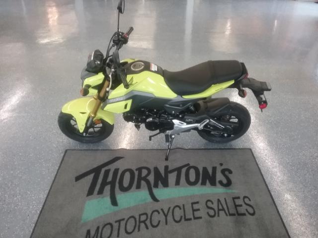 2018 Honda Grom Base at Thornton's Motorcycle - Versailles, IN