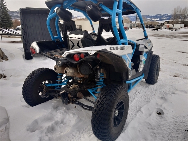 2016 Can-Am Maverick 1000R X ds TURBO at Power World Sports, Granby, CO 80446
