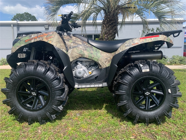 2021 Kawasaki Brute Force 750 4X4i EPS Realtree Xtra Green Camo 750 4x4i EPS Camo at Powersports St. Augustine