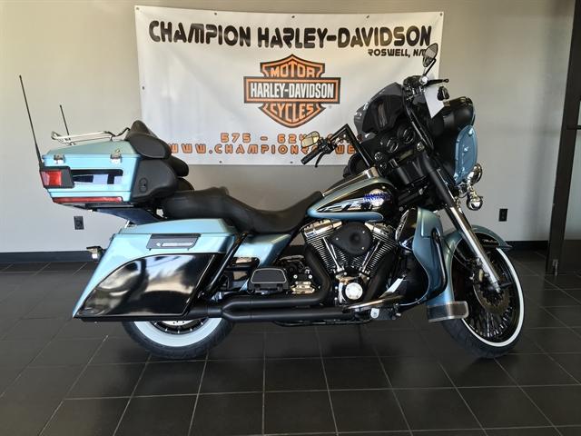 2007 Harley-Davidson Electra Glide Ultra Classic at Champion Harley-Davidson
